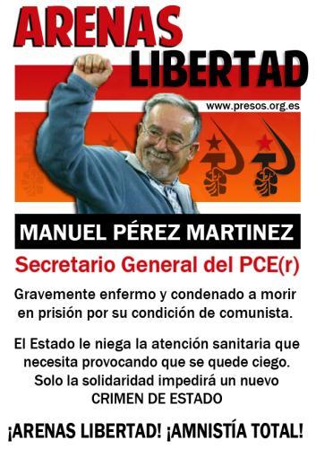 cartel libertad arenas